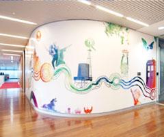 揭晓BBC办公室设计风格