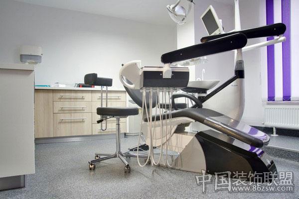 牙科诊所效果图-装修效果图-八六(中国)