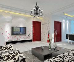 朴实亮丽的现代家居风格