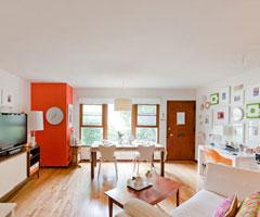 海派清新家居设计 超爱的照片墙