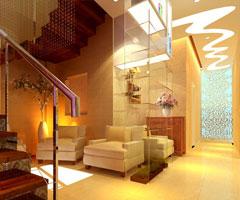 现代装饰风格  很温馨的家
