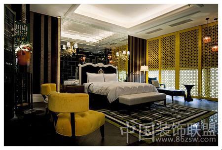 走进豪华装修 感受奢华欧式卧室装修图片