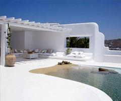 希腊地中海风格别墅设计