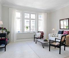 幸福女人的北欧公寓