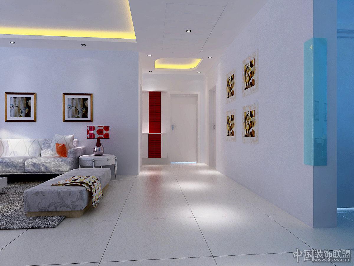 現代裝飾風格高清圖現代客廳裝修圖片