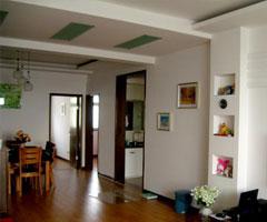 网友晒自家装修的简洁新居