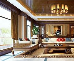 成都三利宅院别墅设计(1)欧式风格别墅