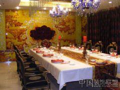 人间罕见的顶级豪华会所欧式餐厅装修图片