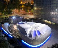 巴黎香奈儿艺术馆  最具吸引力的造型