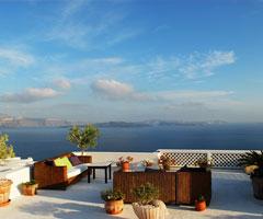 爱琴海魅力餐厅 览无限美景