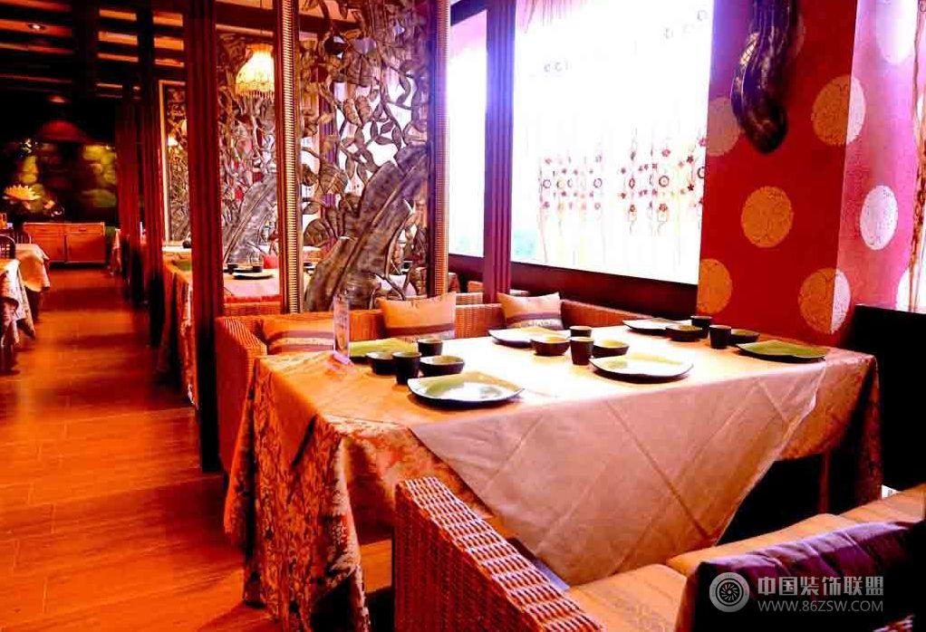 传说中的泰国菜馆-装修图片