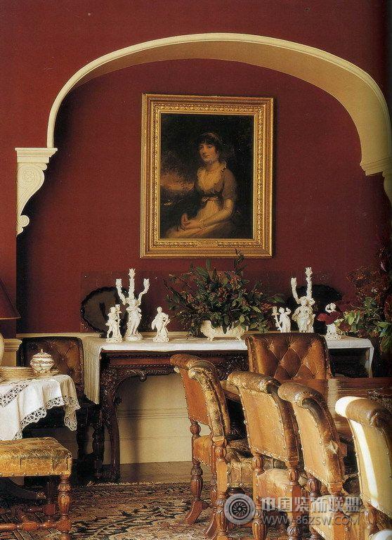 古典餐厅 气质与优雅并存 厨房装修效果图