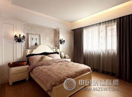 复古风格之卧室设计