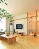 日式风格家居之客厅效果