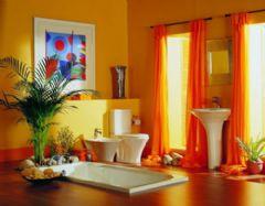 红色系列阳光沐浴室