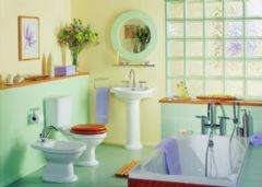 唯美卫浴设计  享受温馨沐浴