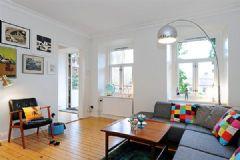 哥德堡欧式公寓设计效果