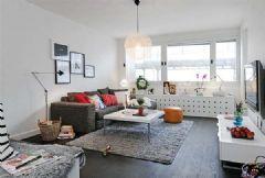 北欧公寓设计 时尚大气