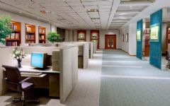 办公室现代风格设计效果