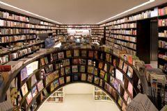 超酷书店设计风格