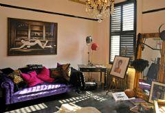 艺术范的古典奢华公寓
