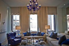 纽约SoHo区的顶层公寓