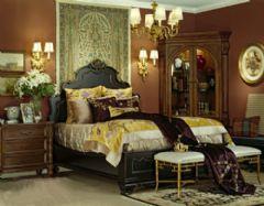 贵族气息 佛罗伦萨卧室设计