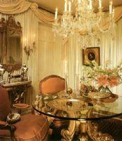 惊艳绝伦的欧式奢华餐厅设计