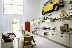 值得收藏的独特厨房设计