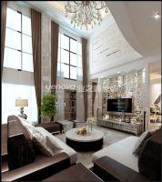 清新乡村风格设计现代风格别墅