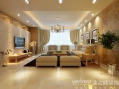 样板房温馨设计案例现代风格大户型