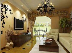 家居品味生活细节美式风格大户型