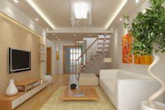 优雅隽逸的两房一厅家居秀现代风格