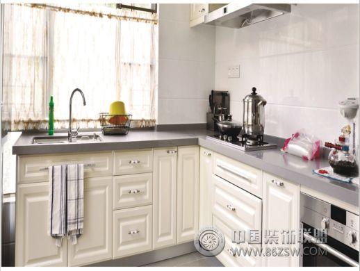 欧式厨房装修图片