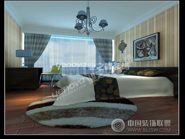 浪漫小屋现代卧室装修图片