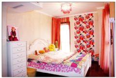 現代女孩臥室設計