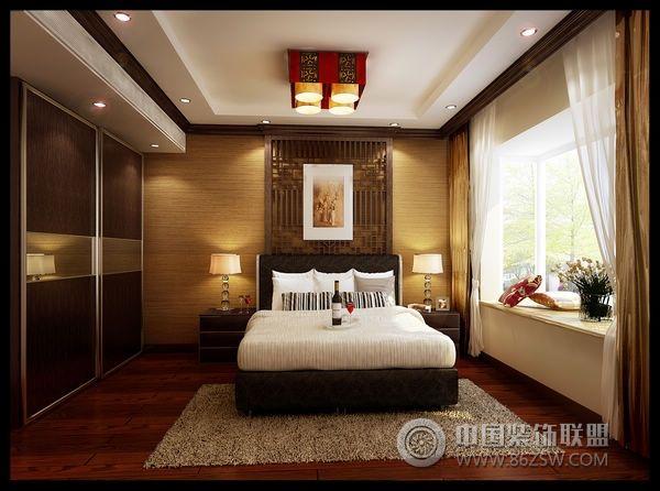 24号院整套大图展示_中式大户型装修效果图_八六(中国