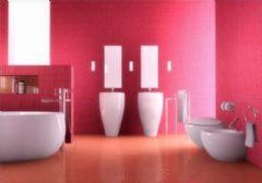 典雅红色激情家居设计