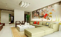 追求个性的客厅设计风格