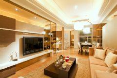 200平米大空间的极简奢华家居
