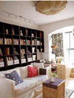 水果色海派清新客厅设计