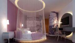 粉色儿童房设计风格