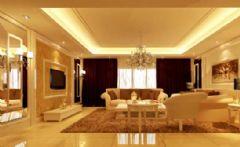 现代时尚客厅设计风格