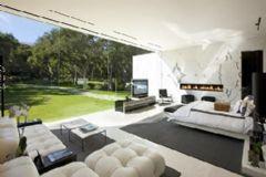 打造玻璃豪华别墅家居