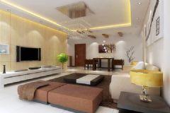 客厅设计作品欣赏