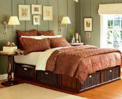 精致装饰完美搭配卧室风格