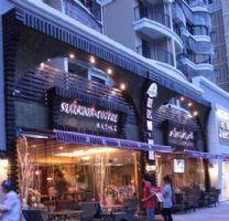欧式咖啡厅设计