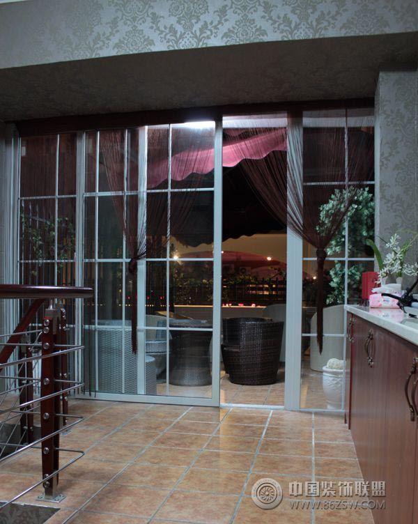 欧式咖啡厅设计整套大图展示
