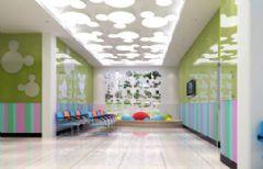 3000平米大型醫院裝修案例