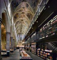 欧式书店  气势豪迈
